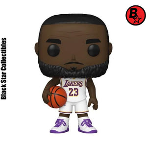 NBA LA Lakers LeBron James (Alternate) Pop! Vinyl Figure