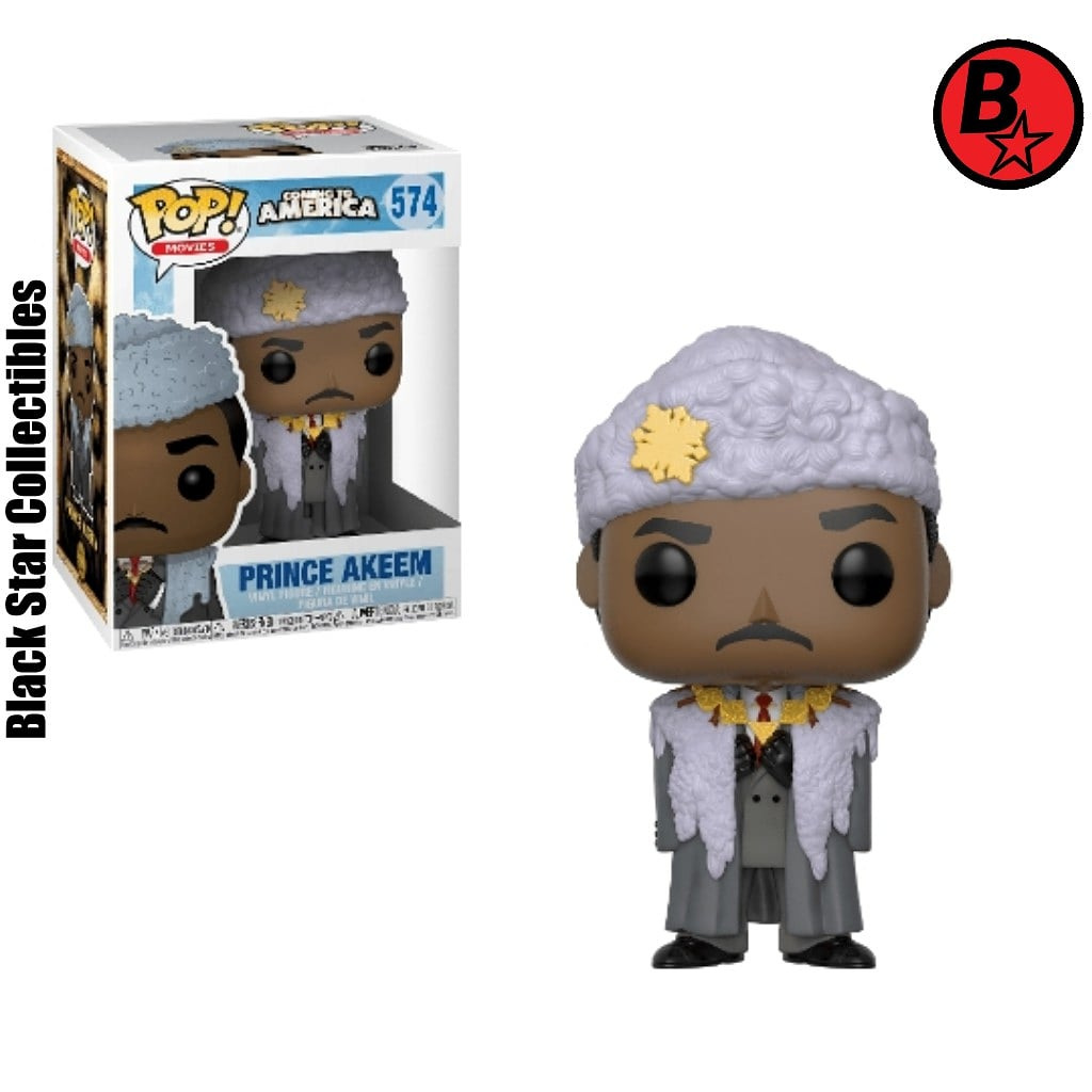 Prince Akeem Coming To America Pop! Vinyl