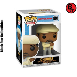 Chubbs Happy Gilmore Pop Vinyl Figure