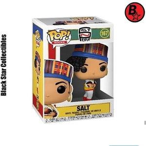 Salt  Salt N Pepa Pop! Vinyl Figure