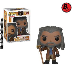 Ezekiel  The Walking Dead Pop! Vinyl Figure