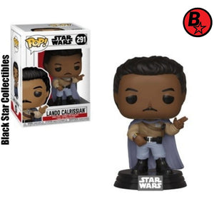 Lando Calrissian (General) Star Wars  Pop! Vinyl Figure