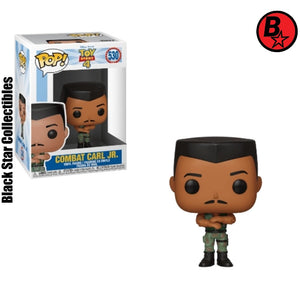 Combat Carl Jr Toy Story 4 Pop! Vinyl Figure