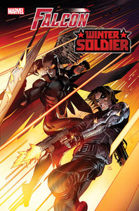 FALCON & WINTER SOLDIER Comic #1 (OF 5)