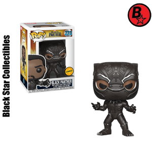 Black Panther Pop! Vinyl Figure #273 (Chase)