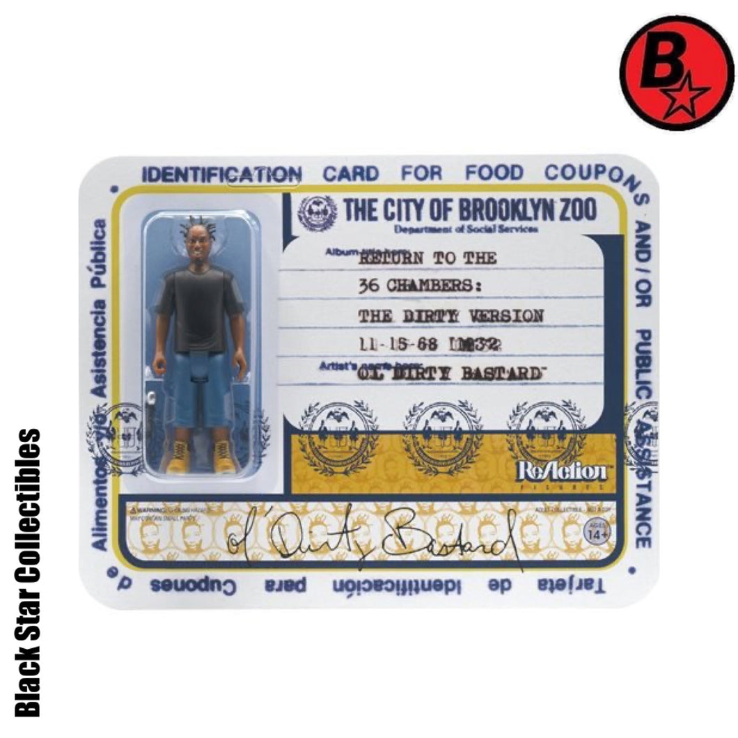 O.D.B. 3 3/4-Inch ReAction Figure