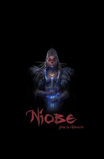 Niobe: She is Death Hardcover Graphic Novel