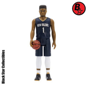 Nba Zion Williamson (New Orleans Pelicans) Reaction Figure