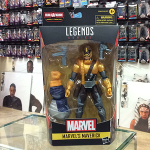 Marvel legends Maverick
