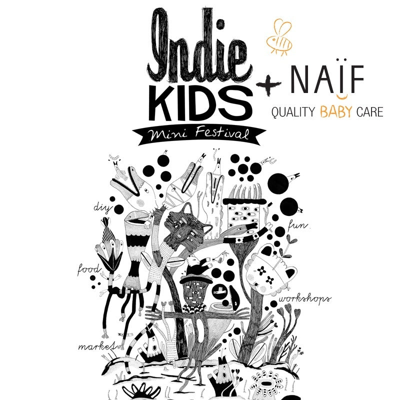 NAÏF at the Indie Kids Mini Festival