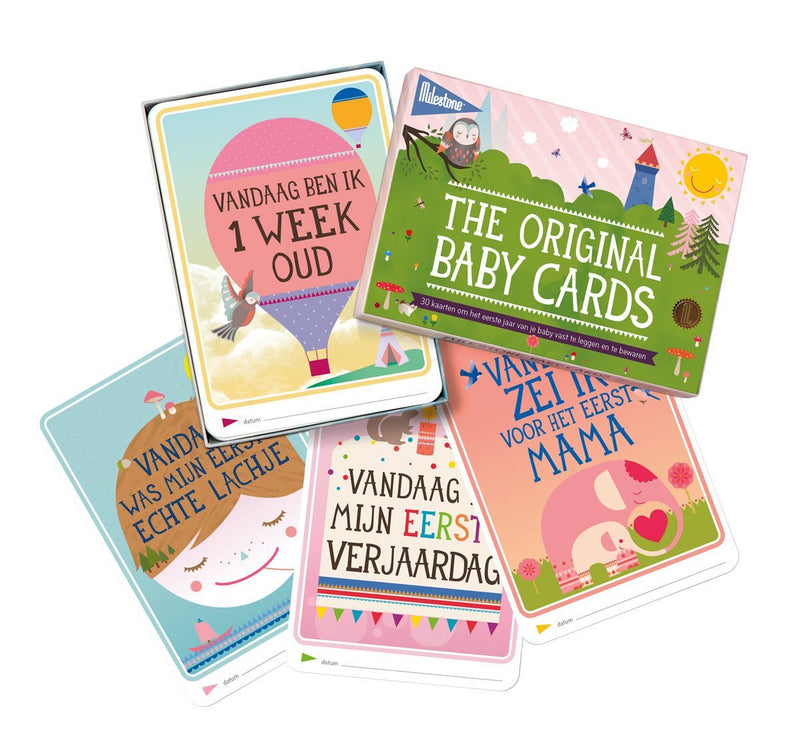 Mom's Favorite: Milestone™ Cards