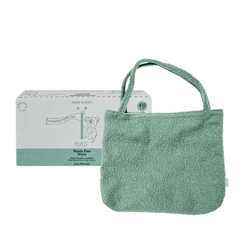 Studio Noos The Mom Bag & Wipes 8 pack