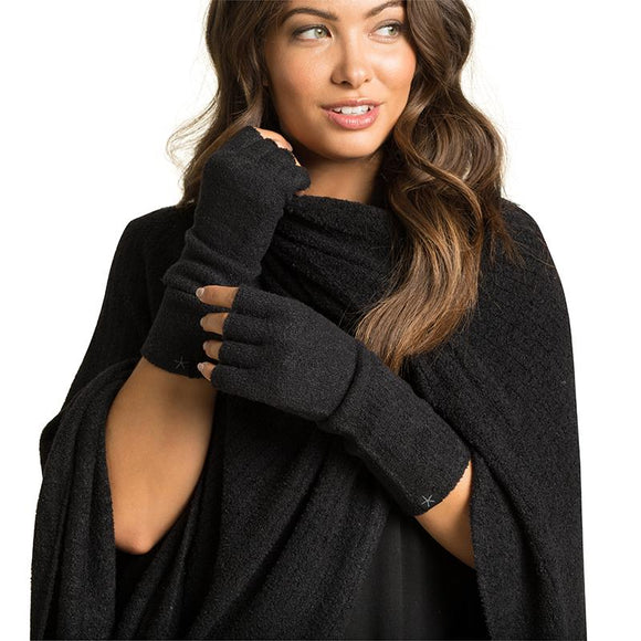 Barefoot Dreams Fingerless Gloves