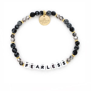 Little Words Project - Fearless (Black)