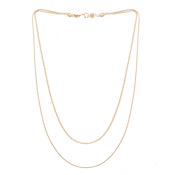 Josephine Layered Necklace