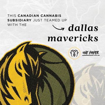 This Canadian Cannabis Subsidiary Just Teamed Up With The Dallas Mavericks !