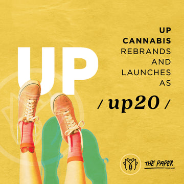 "UP Cannabis rebrands and launches as ""UP20"""