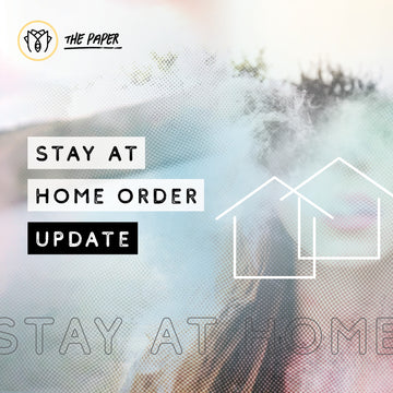 Stay At Home Order Update