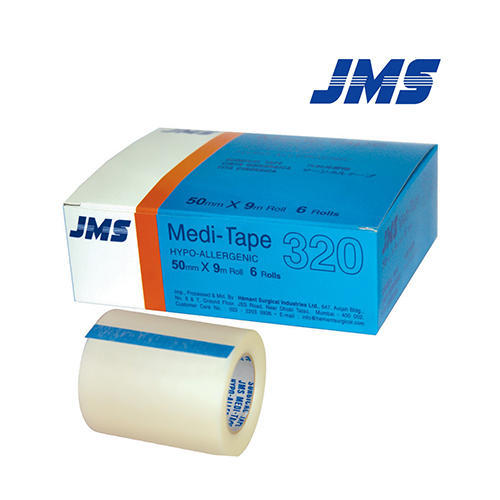 JMS Surgical White Paper Tape