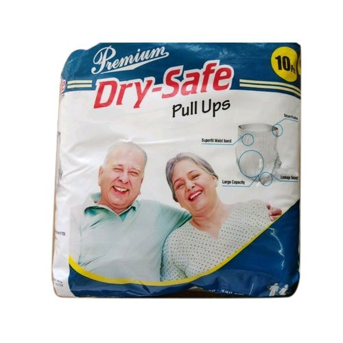 Dry Safe Adult Pull Ups – Premium (Pack of 10)