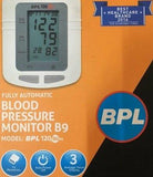 BPL Blood Pressure Monitor B9