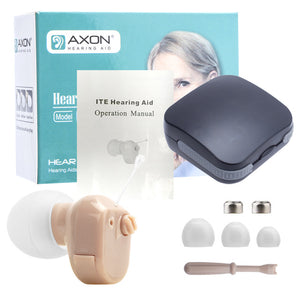 OnlineKare Mini Hearing Aid (Output upto 110dB)