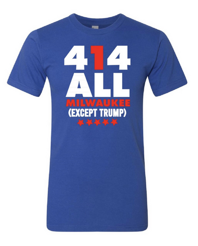 414 ALL MILWAUKEE TEE (No To 45 Edition)