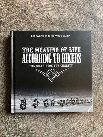 Book- The Meaning Of Life According To Bikers