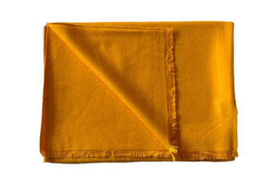 Bamboo Scarf- Yellow