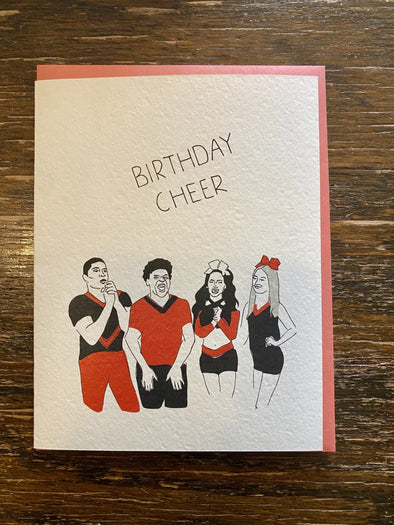 Card-Birthday Cheer