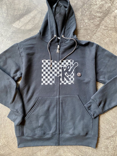 MKE TV- Zip Up Hoodie