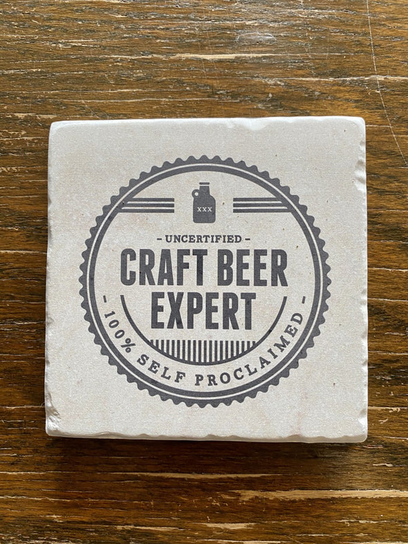 Coasters - Craft Beer Expert