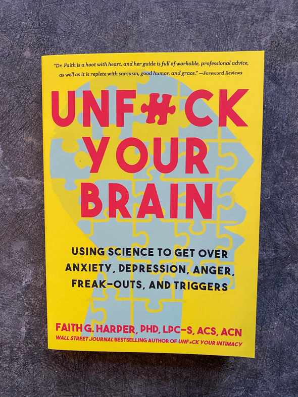 Book-Unfuck Your Brain