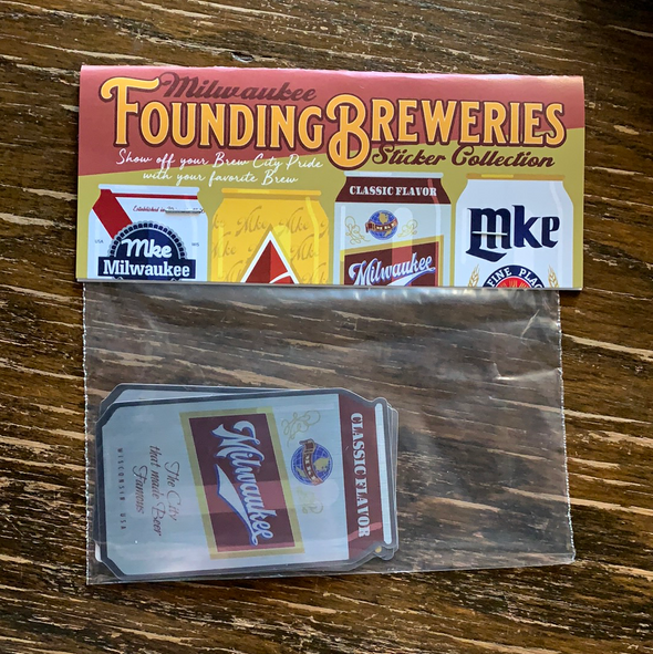 Brewery Sticker Pack