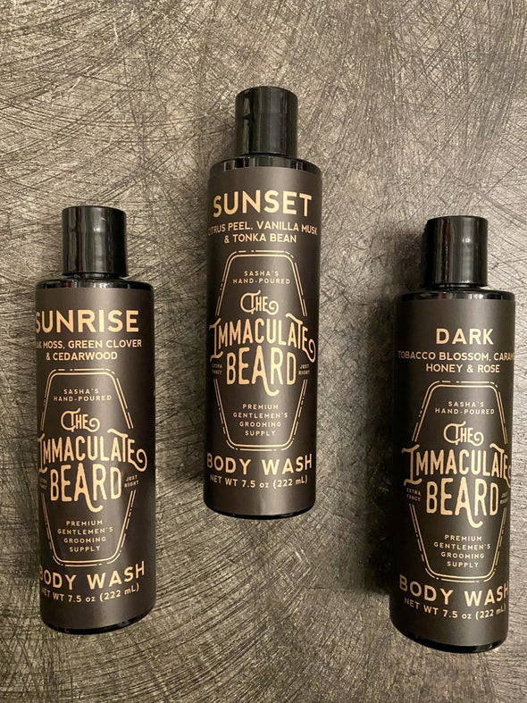 Body Wash- Immaculate Beard