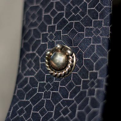 Tie Tack- Sterling Silver