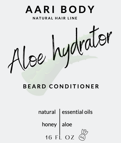 Beard Conditioner Available 4-1-21