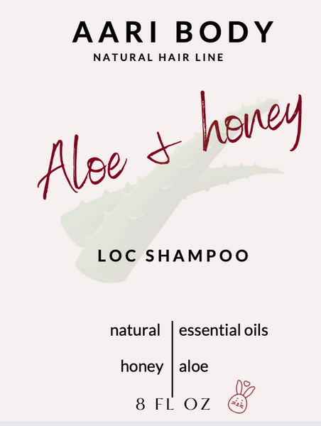 Loc Shampoo Available 4-1-21