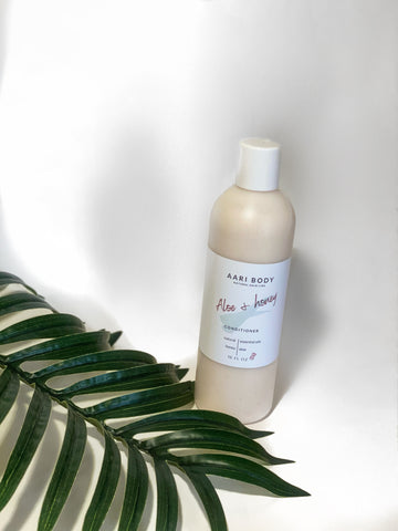 Aloe & Honey Conditioner