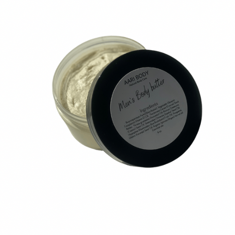 Men's  Body Butter
