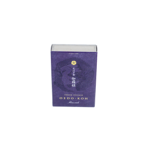 Aloeswood Tokyo Incense by Oedo Koh (60 Incense Sticks)