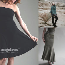 Load image into Gallery viewer, The Flirt by angelrox® - Multipurpose Apparel - Organic Bamboo