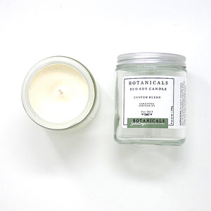 Soy Wax Candle - Custom Blend