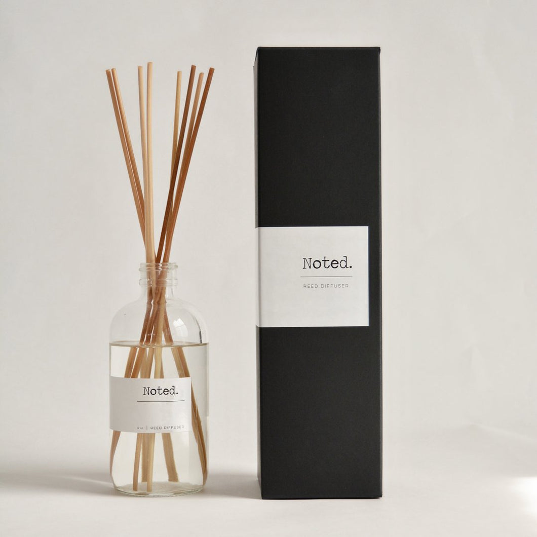Noted. Fireside Embers Reed Diffuser