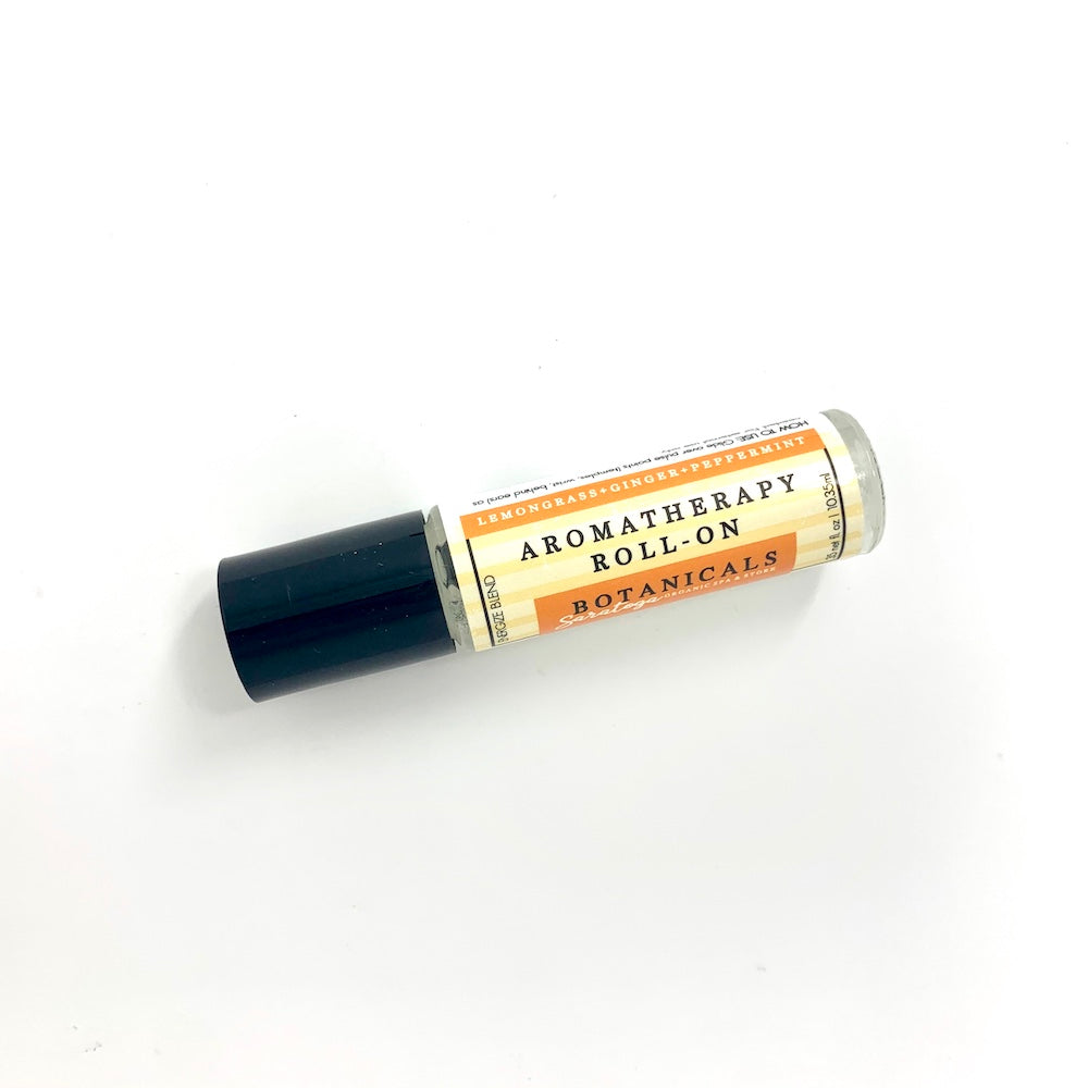 Energize Roll-on Aromatherapy