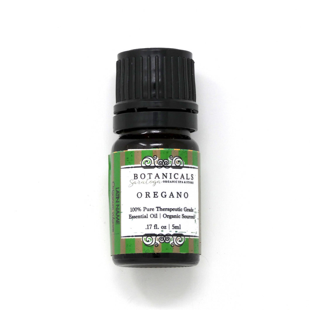Essential Oil: Oregano  - Organic (5ml)
