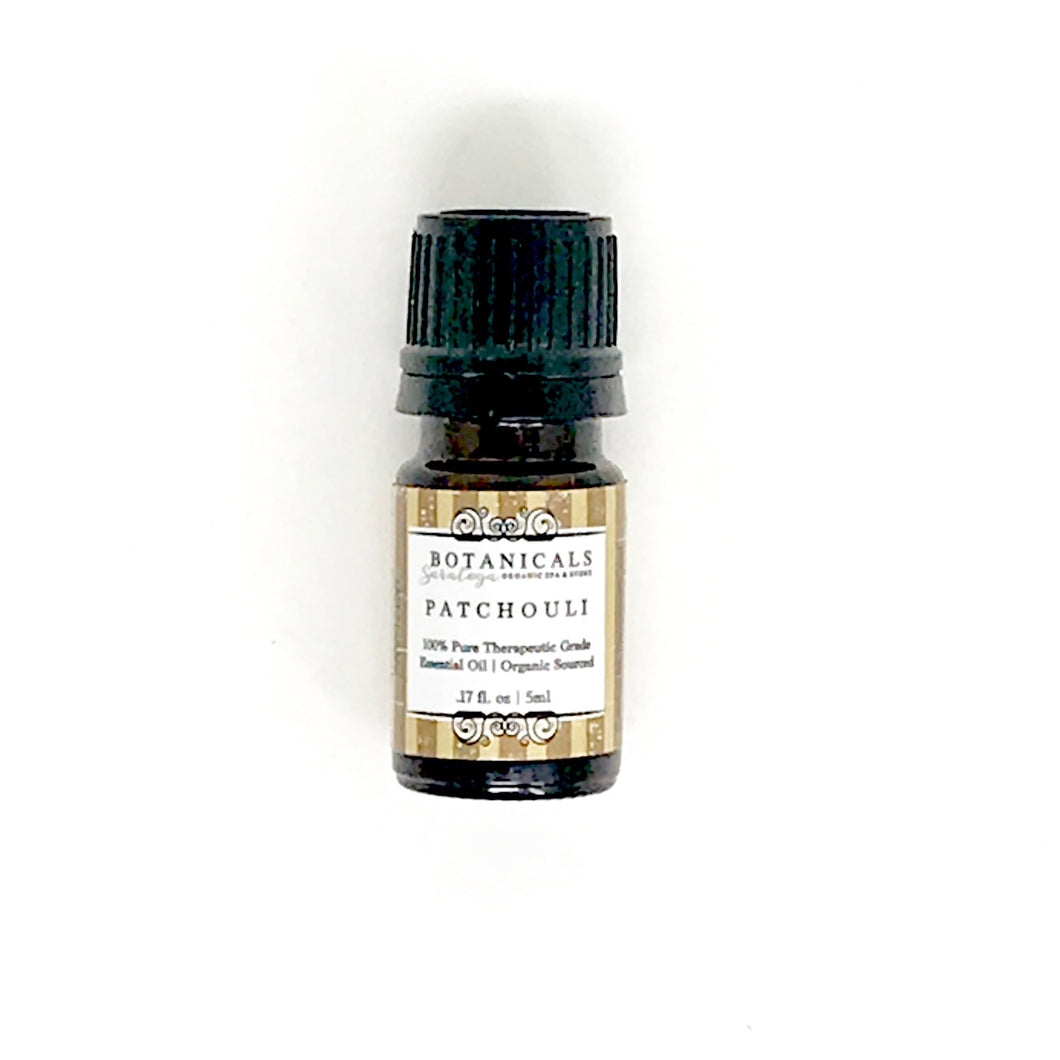 Essential Oil: Patchouli - Organic (5ml)