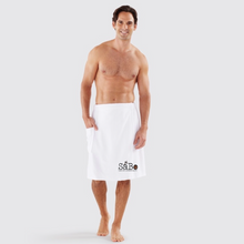 Load image into Gallery viewer, SaBo Microfiber Spa Wrap