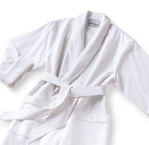 SaBo MicroPlush Spa Robe