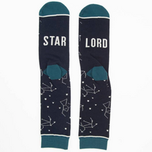 Load image into Gallery viewer, Star Lord Crew Socks (Mens 8-13)